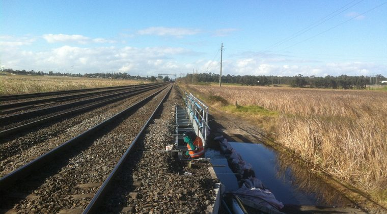 Lower Hunter Rail Bridges